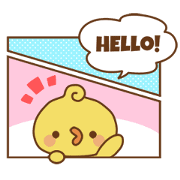 Piyomaru 2 Sticker for LINE & WhatsApp | ZIP: GIF & PNG