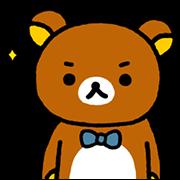 Rilakkuma~Easy Days~ Sticker for LINE & WhatsApp | ZIP: GIF & PNG
