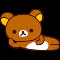 Rilakkuma Sticker for LINE & WhatsApp | ZIP: GIF & PNG
