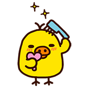 Rilakkuma & Kiiroitori Sticker for LINE & WhatsApp | ZIP: GIF & PNG