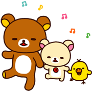 Rilakkuma Part2 Sticker for LINE & WhatsApp | ZIP: GIF & PNG