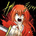 Rurouni Kenshin Sticker for LINE & WhatsApp | ZIP: GIF & PNG