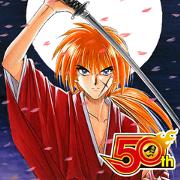 Rurouni Kenshin J50th Sticker for LINE & WhatsApp | ZIP: GIF & PNG