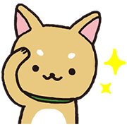 Animated iiwaken Sticker for LINE & WhatsApp | ZIP: GIF & PNG