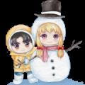 Annoying Doll Jinjin: Winter Holiday