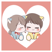 I'm Yours: Pop-Ups Sticker for LINE & WhatsApp   ZIP: GIF & PNG