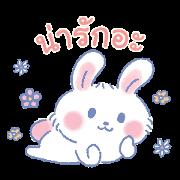 Little Amiko: Season of Celebration Sticker for LINE & WhatsApp | ZIP: GIF & PNG