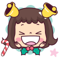 Matooy X'mas and New Year Sticker for LINE & WhatsApp | ZIP: GIF & PNG