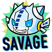 ROARBOT by EVOS Sticker for LINE & WhatsApp | ZIP: GIF & PNG