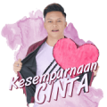 Rizky Febian: The Loving Guy Sticker for LINE & WhatsApp | ZIP: GIF & PNG