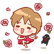 SANA Sticker for LINE & WhatsApp | ZIP: GIF & PNG