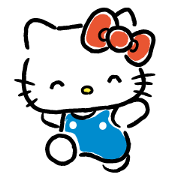 SANRIO CHARACTERS (Easygoing) Sticker for LINE & WhatsApp | ZIP: GIF & PNG