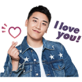 SEUNGRI of BIGBANG Voice Stickers