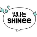 SHINee Special Sticker for LINE & WhatsApp | ZIP: GIF & PNG