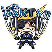 Sengoku Basara Animated Stickers Sticker for LINE & WhatsApp | ZIP: GIF & PNG