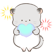 Simao & Bamao 6: NY Stickers Sticker for LINE & WhatsApp | ZIP: GIF & PNG