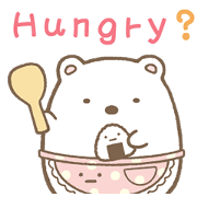 Sumikko Gurashi Family Stickers 2 Sticker for LINE & WhatsApp | ZIP: GIF & PNG