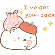 Sumikko Gurashi: Relaxed and Polite Sticker for LINE & WhatsApp | ZIP: GIF & PNG