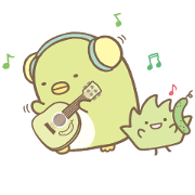 Sumikkogurashi Super Pop-Up Stickers Sticker for LINE & WhatsApp | ZIP: GIF & PNG