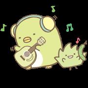 Sumikkogurashi Super Pop-Up Stickers Sticker for LINE & WhatsApp | ZIP: GIF & PNG
