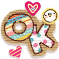 Sweet Healing Livin' Large Sticker for LINE & WhatsApp | ZIP: GIF & PNG