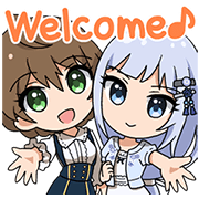 THE IDOLM@STER Million Live! Chibi Ver.2 Sticker for LINE & WhatsApp | ZIP: GIF & PNG