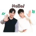 TVXQ!'s The 72-Hour Sticker for LINE & WhatsApp | ZIP: GIF & PNG