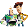 Toy Story Sticker for LINE & WhatsApp | ZIP: GIF & PNG