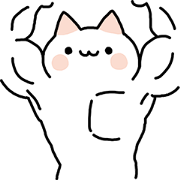 Trolling Cats 2 Sticker for LINE & WhatsApp | ZIP: GIF & PNG