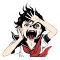 UMEZZ HORROR Sticker for LINE & WhatsApp | ZIP: GIF & PNG