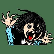 Umezz Shout! Sticker for LINE & WhatsApp   ZIP: GIF & PNG