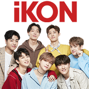 iKON Sticker for LINE & WhatsApp | ZIP: GIF & PNG