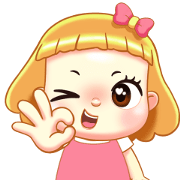 Biscuit Too Cute Sticker for LINE & WhatsApp | ZIP: GIF & PNG