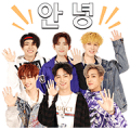 GOT7 Exclusive Stickers