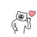 KETAKUMA x LINE Score Sticker for LINE & WhatsApp | ZIP: GIF & PNG