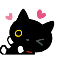 Kutsushita Nyanko: What a Meowthful Sticker for LINE & WhatsApp | ZIP: GIF & PNG