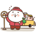 LINE TAXI GO! Sticker for LINE & WhatsApp | ZIP: GIF & PNG