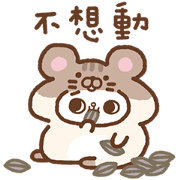 SONG SONG MEOW CNY Stickers Sticker for LINE & WhatsApp | ZIP: GIF & PNG