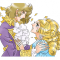 The Rose of Versailles Sticker for LINE & WhatsApp | ZIP: GIF & PNG