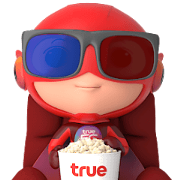 True H-Man 5G : Welcome to True 5G World Sticker for LINE & WhatsApp | ZIP: GIF & PNG