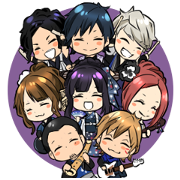 Wagakki Band Stickers Sticker for LINE & WhatsApp | ZIP: GIF & PNG