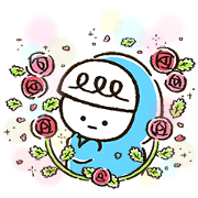 Wei Wei's Internal Monologue Sticker for LINE & WhatsApp | ZIP: GIF & PNG