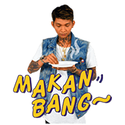 Young Lex Sticker for LINE & WhatsApp | ZIP: GIF & PNG