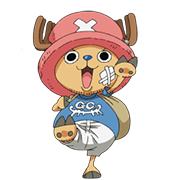 Animated ONE PIECE Sound Stickers Sticker for LINE & WhatsApp | ZIP: GIF & PNG