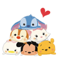 Disney Tsum Tsum Moves (Sakura Style)