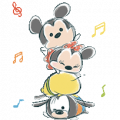 Disney Tsum Tsum Animated Stickers 2