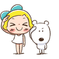 Lemon & Sugar 3 Sticker for LINE & WhatsApp | ZIP: GIF & PNG