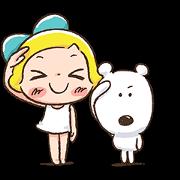 Lemon & Sugar 3 Sticker for LINE & WhatsApp | ZIP: GIF & PNG