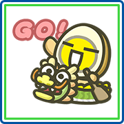 MILUEGG Summer Special Sticker for LINE & WhatsApp | ZIP: GIF & PNG