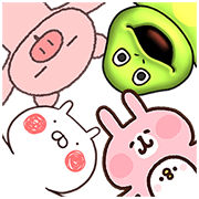 March 11 Togetherness Stickers Sticker for LINE & WhatsApp | ZIP: GIF & PNG